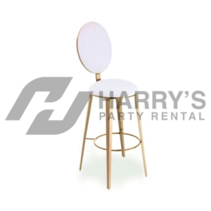 Fine Gold Washington Barstool Alphanode Cool Chair Designs And Ideas Alphanodeonline